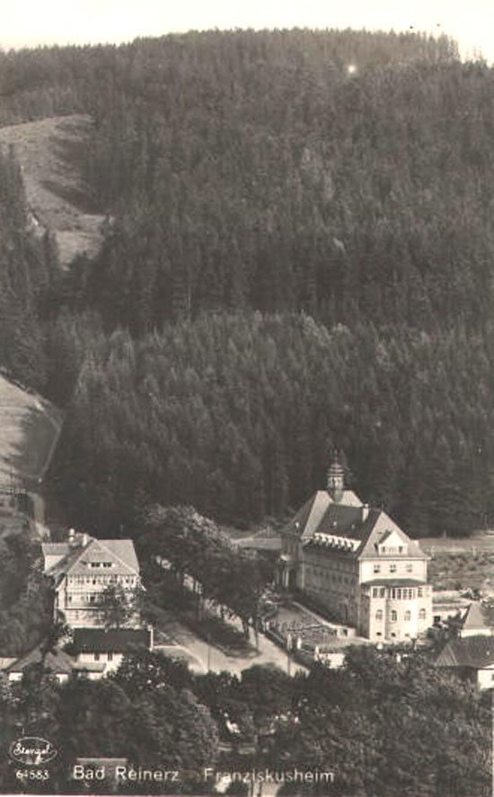 Widok z góry. Zdjęcie z lat 1910-1930