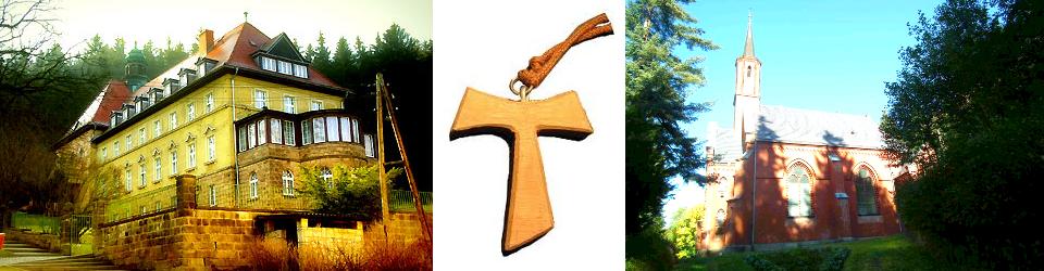 Klasztor Franciszkanów w  Dusznikach-Zdroju